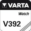 Varta Uhrenbatterie V392 / SR41W