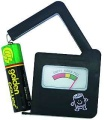 Batterie-Tester analog für AAA, AA, C, D, 9V einfach