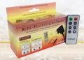 Beleuchtungstrafo Ruhe-/Flackerlicht 3,5V mit Fernbedienung