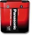 Panasonic Flachbatterie 3R12R/ 1er Blister