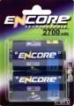Encore Mono Converter 2700 mAh NiMH 2er Blister