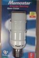 Memostar Energiesparlampe Spiral Open Cover 11W, E14