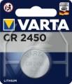 Varta Lithium CR 2450 1er Blister (6450)