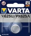 Varta Fotobatterie Akaline V625U 1,5V 200mAH 1er Blister