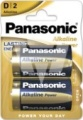 Panasonic Mono POWER ALKALINE 2er Blister