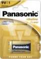 Panasonic 9 Volt POWER ALKALINE1er Blister