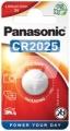 Panasonic Knopfzelle Lithium Power CR 2025