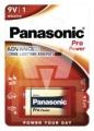 Panasonic Xtreme Power 9Volt 6LR61