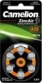 Camelion Hörgeräte Batterie A13 PR48 Orange 6er Blister